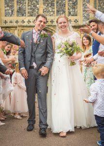 confetti-bride-and-groom-norwich